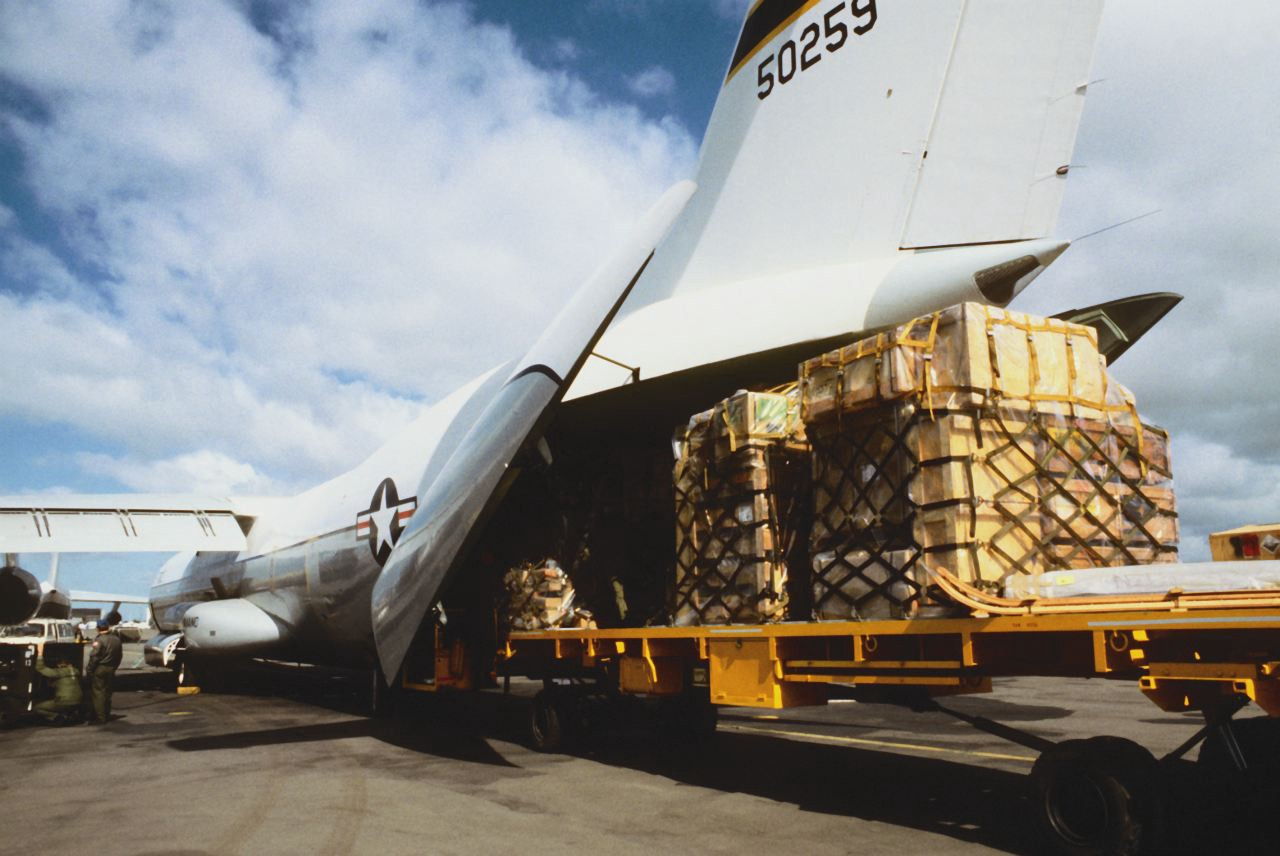 Image result for Air Freight consignment