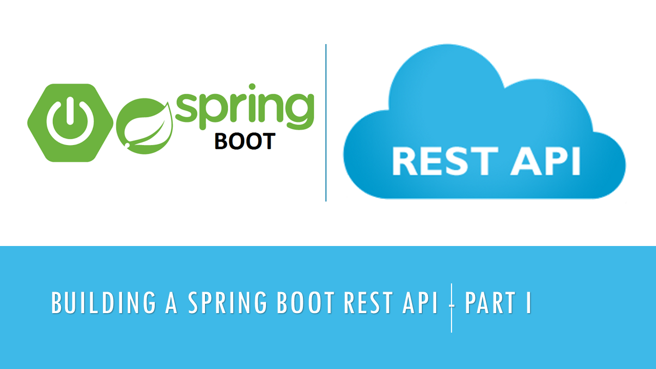 building a spring boot rest api part i setting up the application