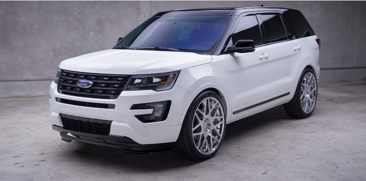 Finally spied in close to production form 2019 ford explorer