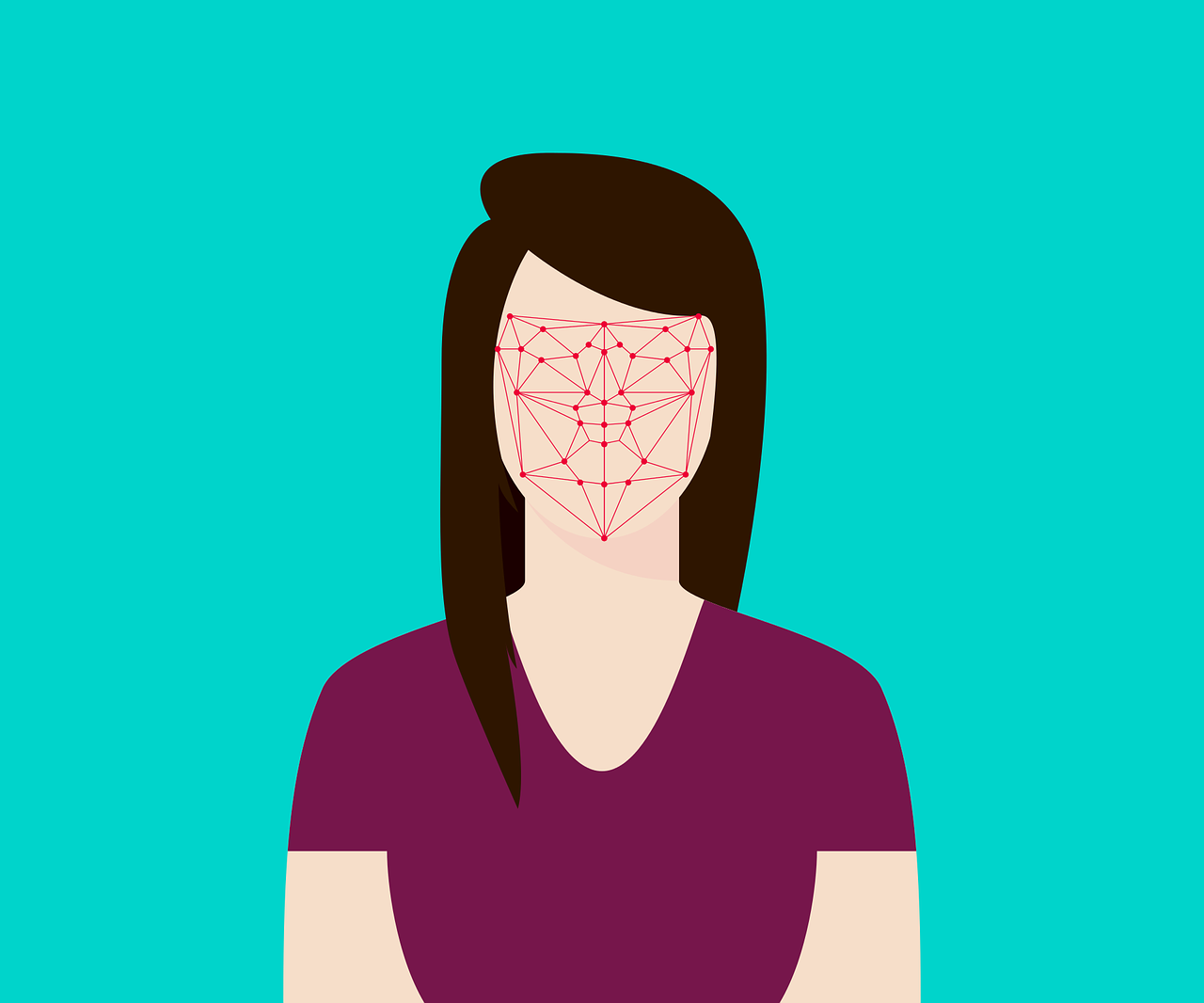 how to fool facial recognition