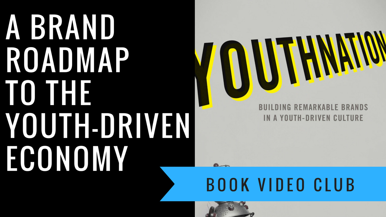 """""""YouthNation"""": Matt Britton's brand roadmap to targeting millennials and  the youth-driven economy."""