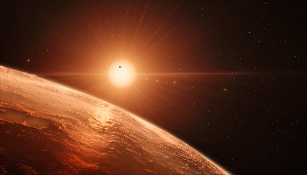 Using the Sun to Image Alien Planets