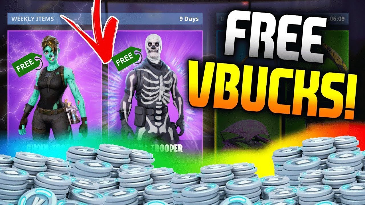 Image result for Free Fortnite V Bucks Generator 2018