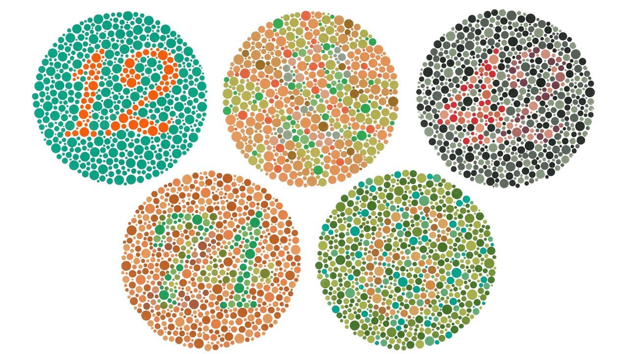 Being a Color Blind Designer – Derek Torsani – Medium