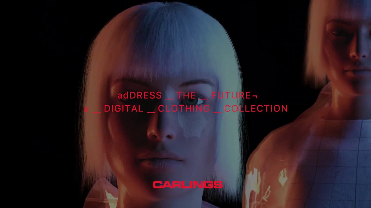 adDress THE FUTURE: The digital clothing line campaign that won 4 Cannes Lion Awards