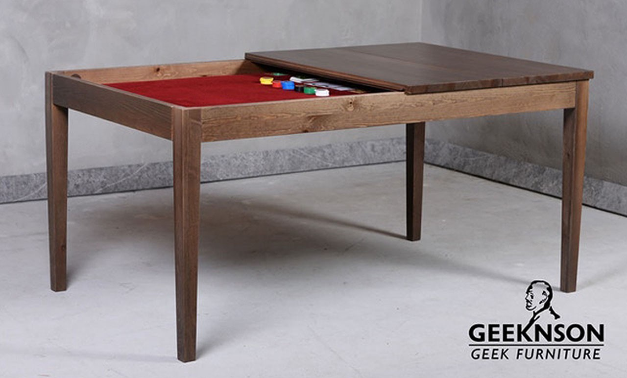 Geeknsons Kickstarter Woes The Troubled Taylah Gaming Table - Cheap board game table
