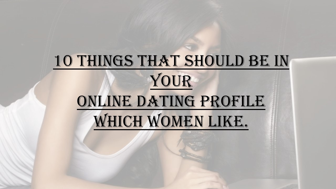 Tips for online dating profile pictures