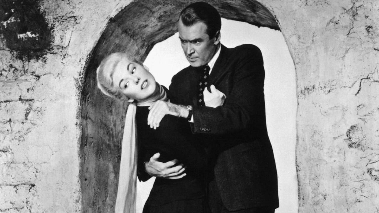 Image result for photos from Alfred Hitchcock's vertigo