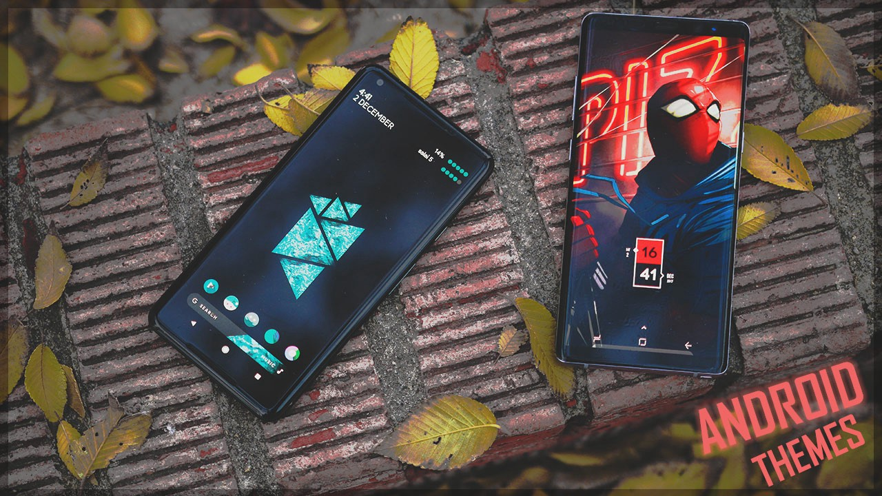 5 Android Themes You Should Try Himanshu Chaudhary Medium