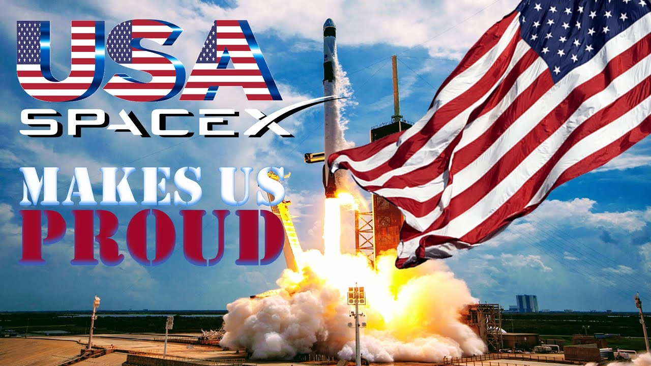 SpaceX makes the US proud: the USA is leading in the Space Industry