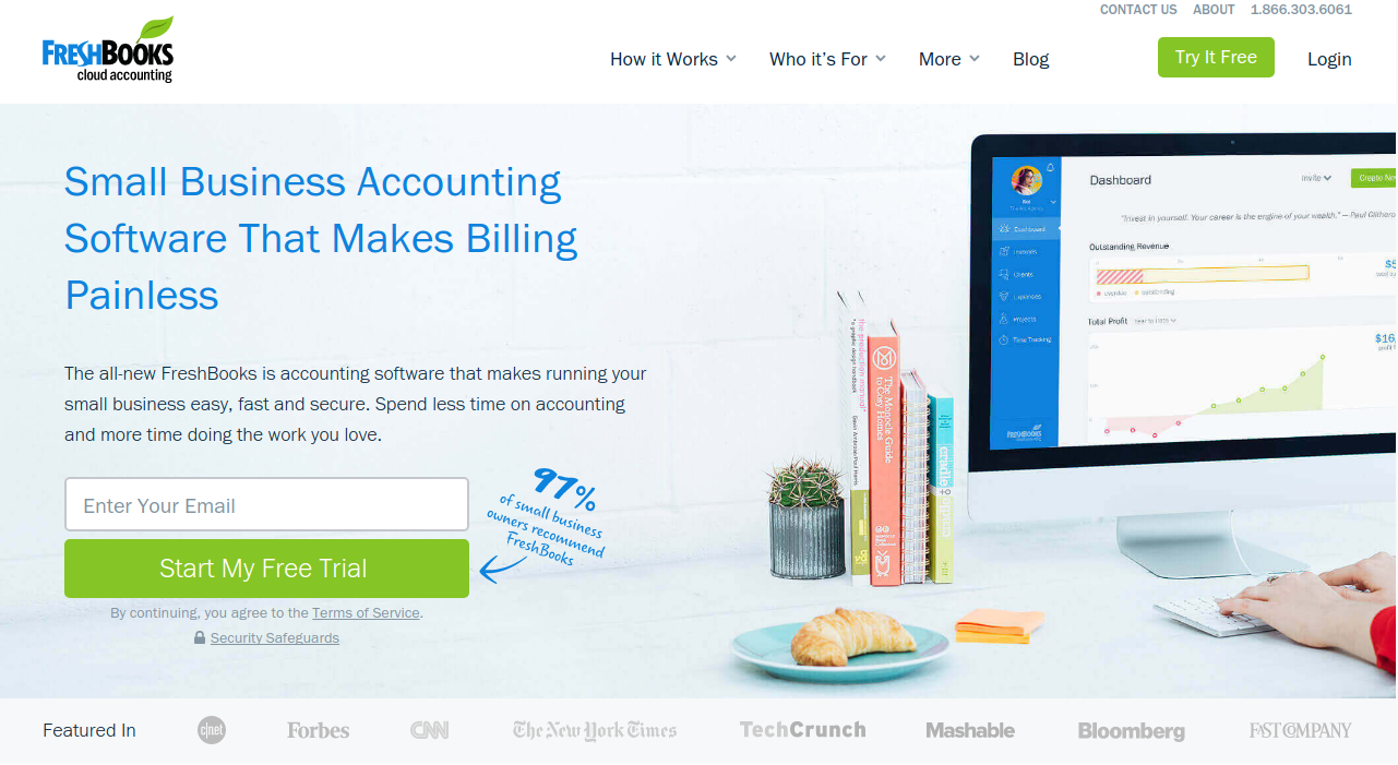 5 best online invoicing software for small business