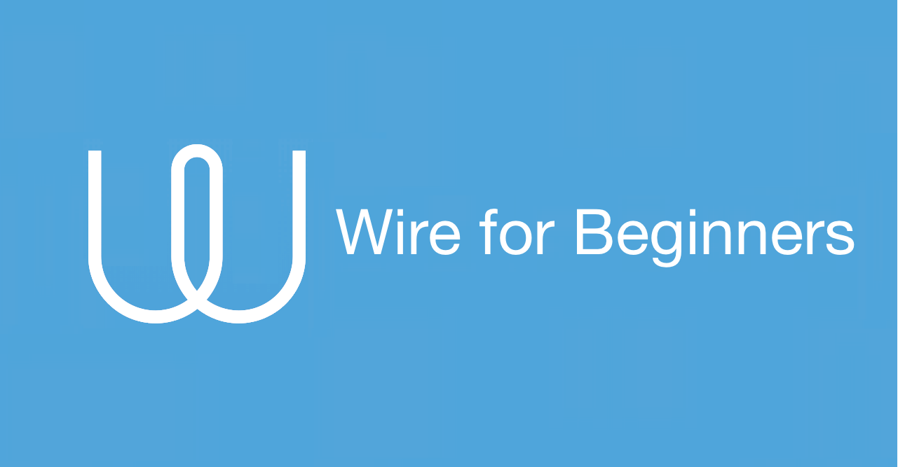 Wire For Beginners Martin Shelton Medium