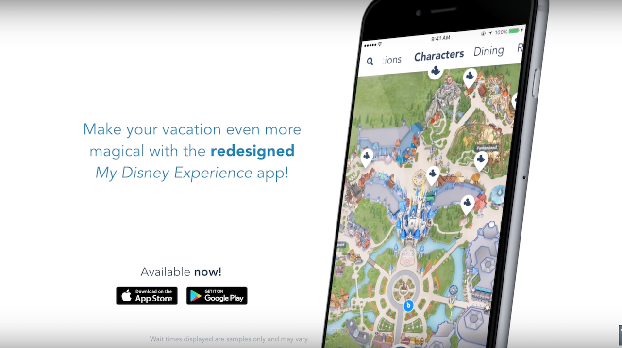 Tokyo disney resort launching a smartphone app for tickets shopping the my disney experience app has helped guests at walt disney world now tokyo disney resort guests will be receiving similar and possibly better gumiabroncs Images