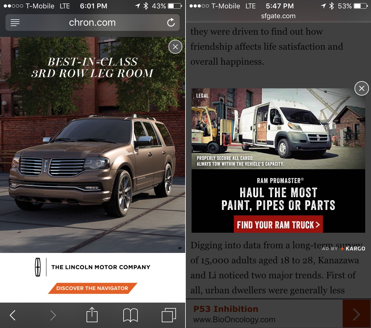 How to find an old ad on Avito
