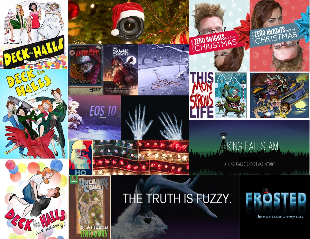 christmas specials for your ears - Best Christmas Specials