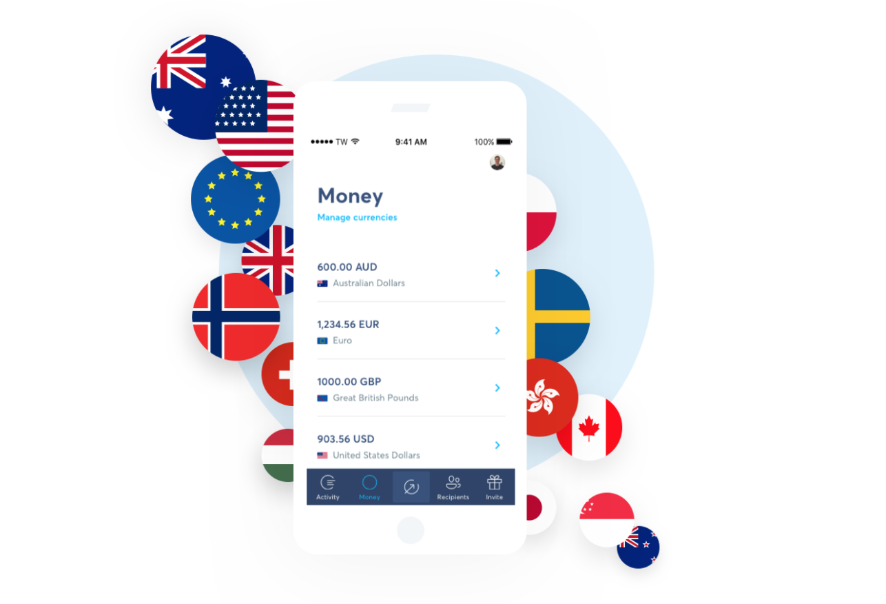 Technology Is Making It Easy And Less Expensive To Exchange Currencies Right At Check Out