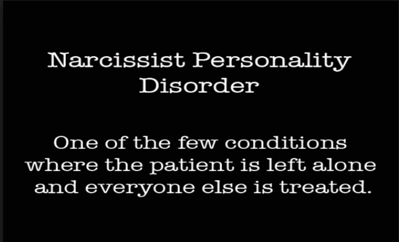 Are You a Narcissist How to Tell
