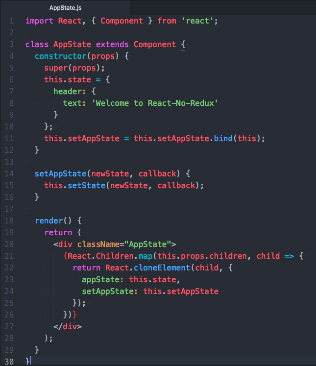 You Probably Don't Need Redux