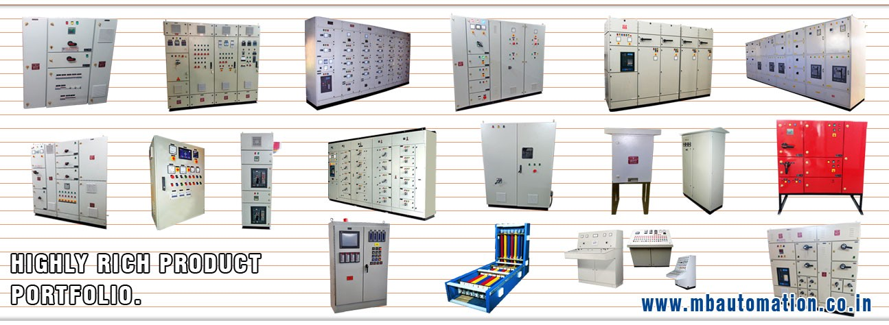Electrical Control Panels Manufacturers Exporters in Silvassa ...