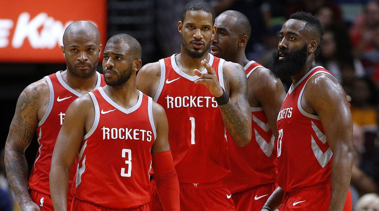 The Houston Rockets Are Looking For Their First Nba Championship This Season Since