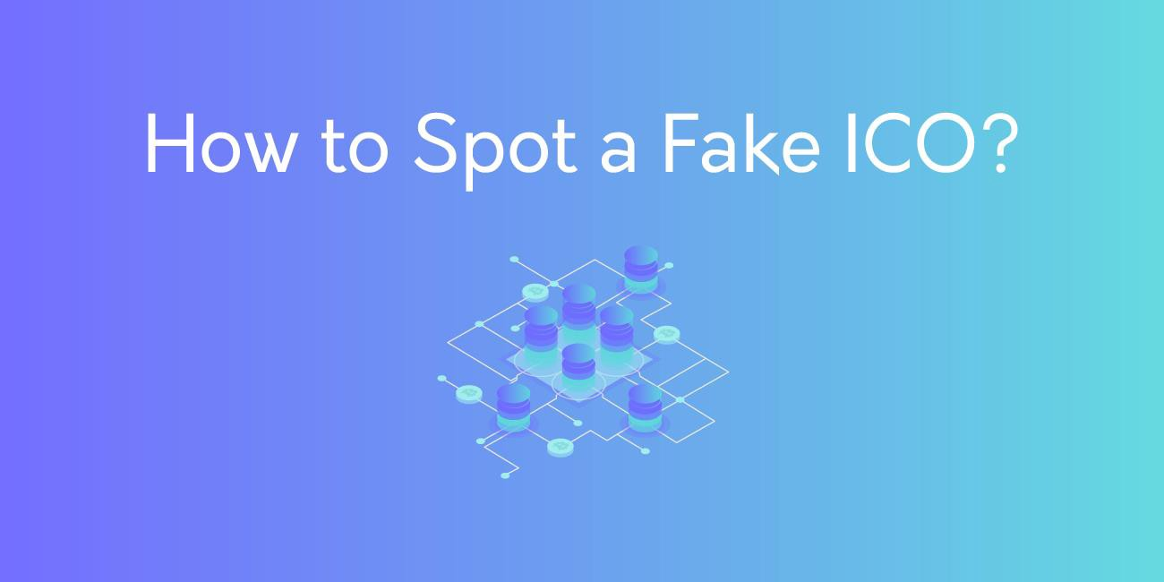 Image result for How To Spot A Fake ICO