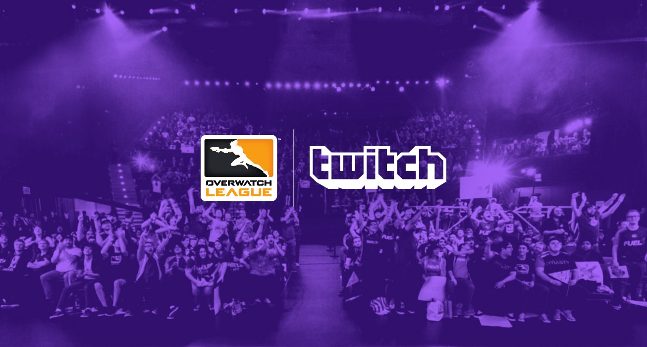 show your colors and earn rewards with the overwatch league on twitch