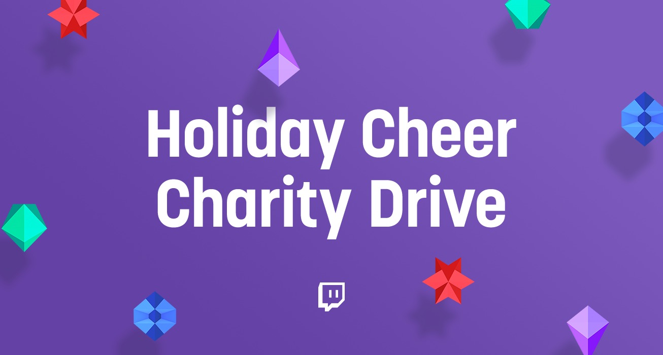Cheer with #charity to support a good cause \u2013 Twitch Blog