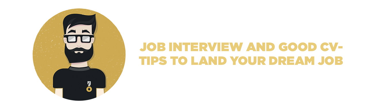 job interview and good resumecv tips for programmers from our experts