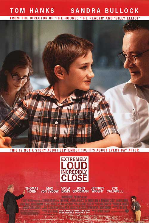 Movie Review Extremely Loud And Incredibly Close The Movie