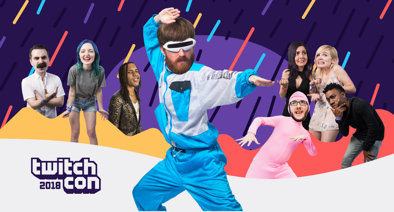 Twitchcon 2018 Tickets Are On Sale Now Twitch Blog