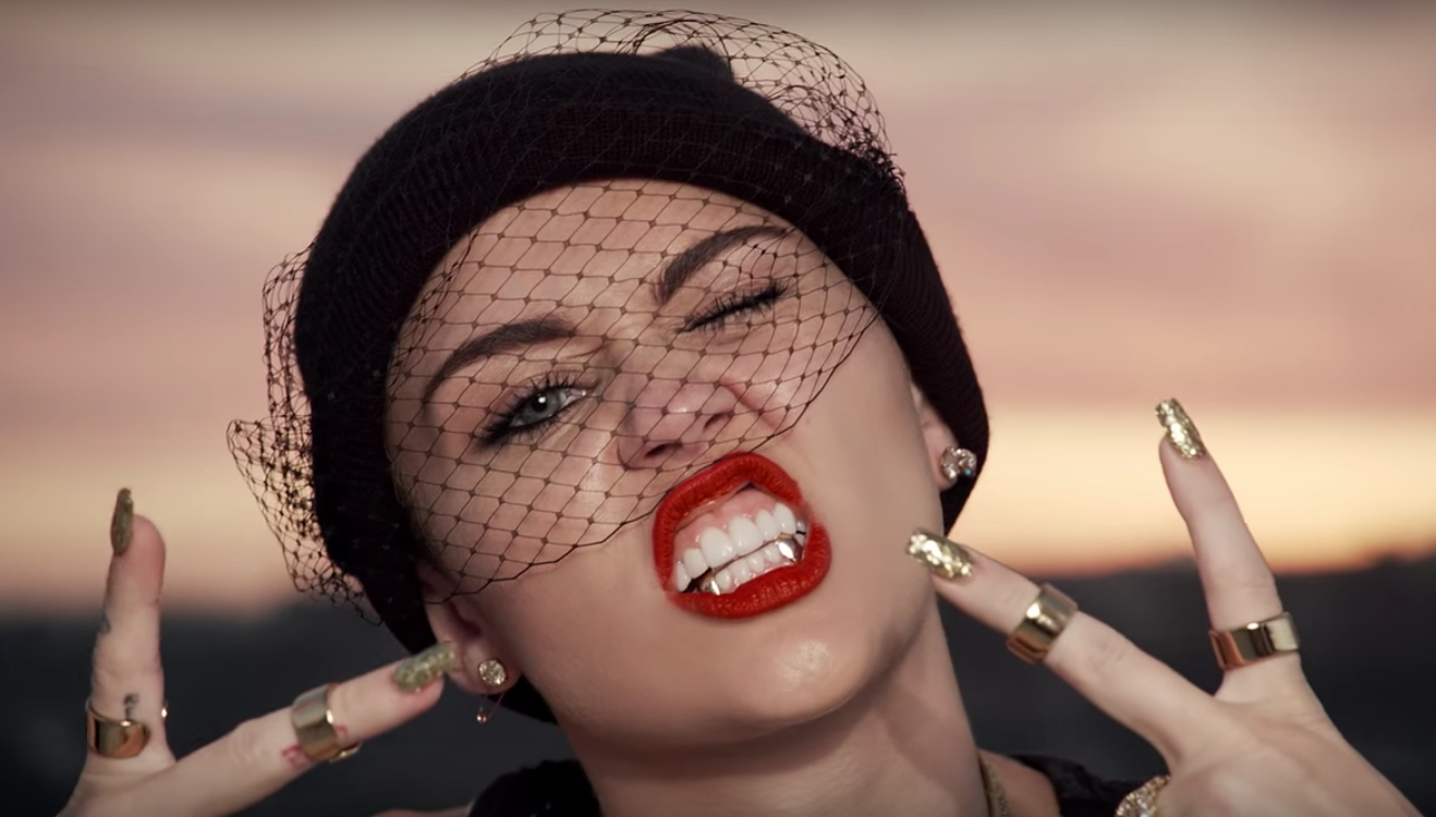 Miley Cyrus' Image Makeover Shows Why Black People Fight For Their Culture