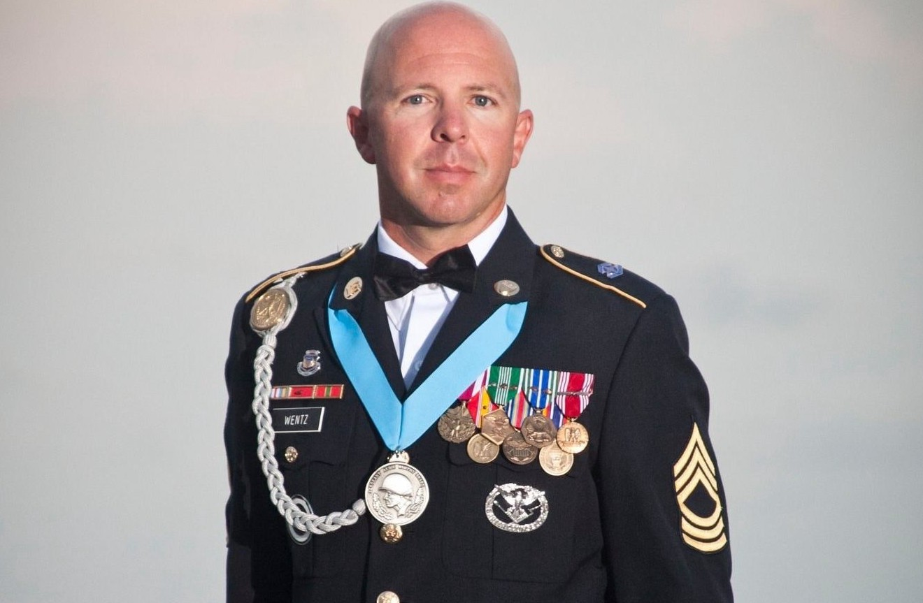 My Transition 34 Shane Wentz Us Army To Global Director Of