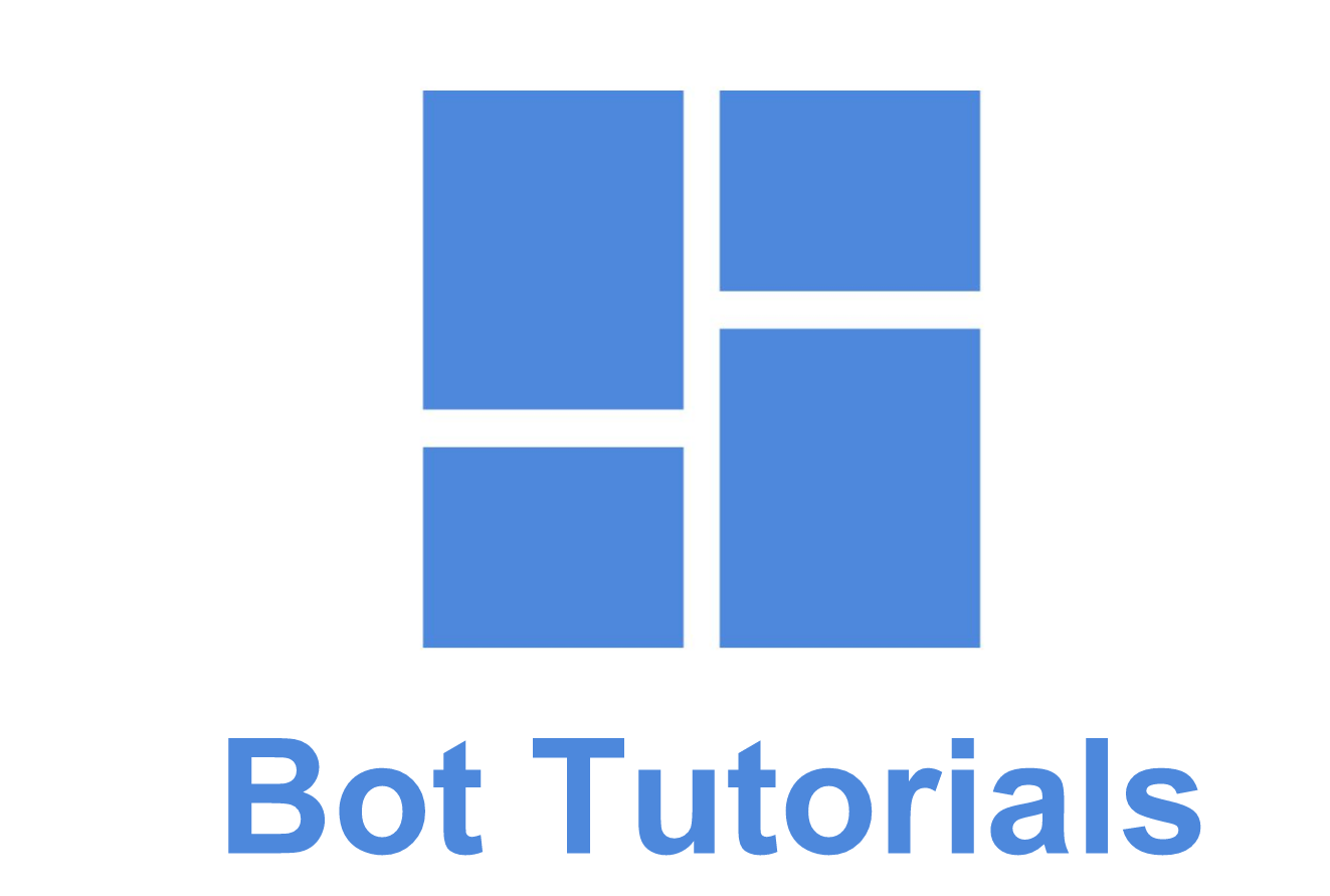Welcome to bot tutorials bot tutorials to submit your postarticles please apply write for bot tutorials baditri Images