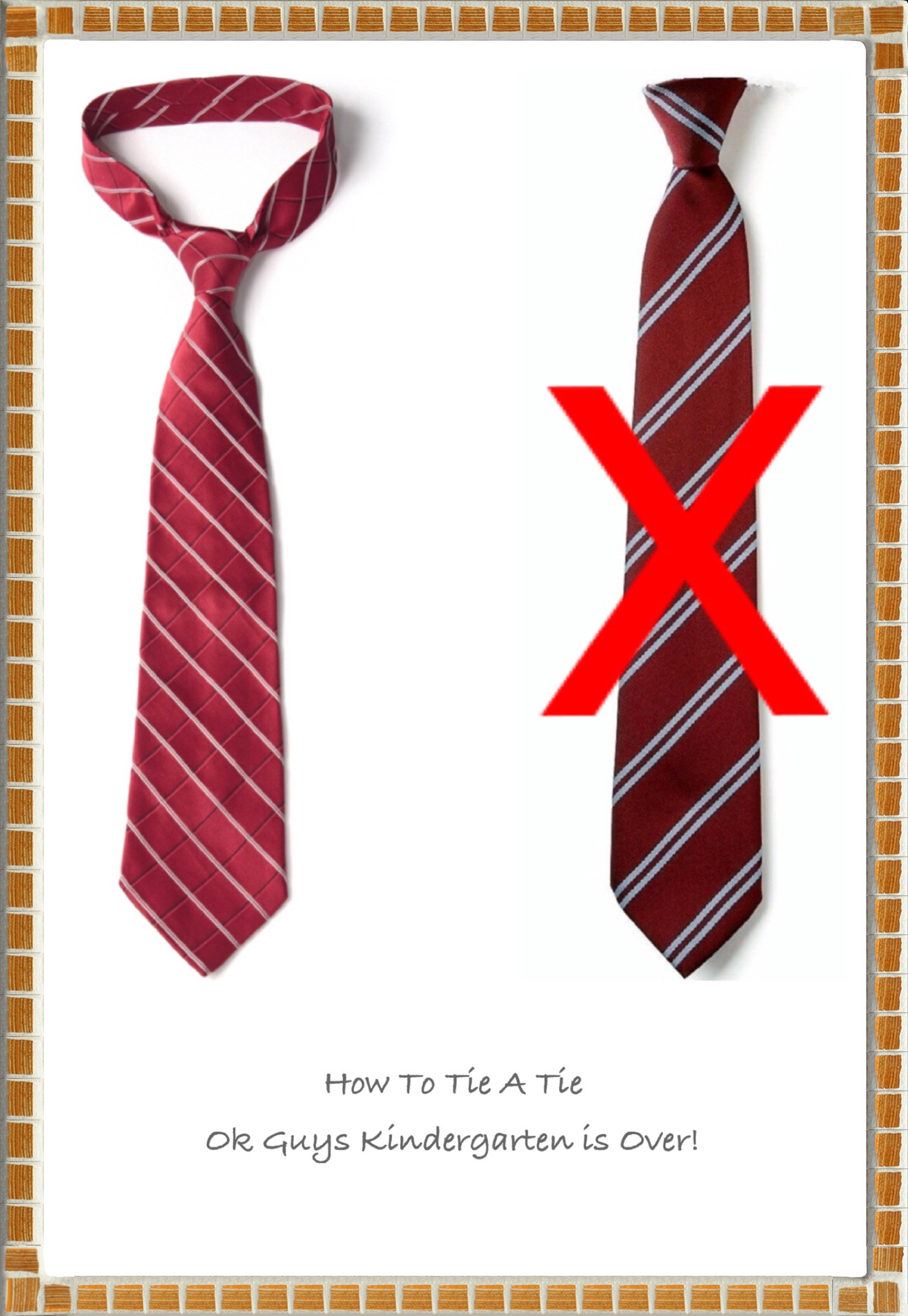 Methods on how to tie a tie ecom tips medium its a real fact there are grown men who dont know how to tie a tie if you have a big interview that afternoon many will go shopping for a clip on tie ccuart Images