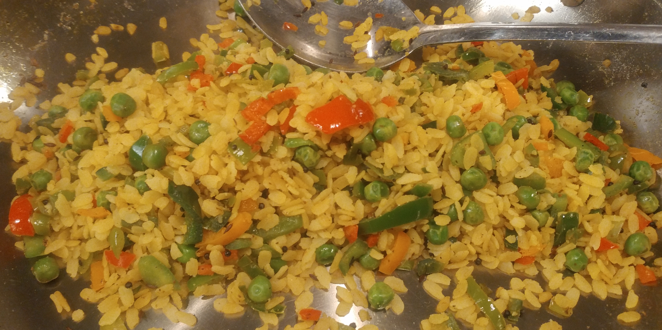 How to Make Poha: An Easy, Tasty Vegan Food from India That Most Americans Have Never Even Heard Of