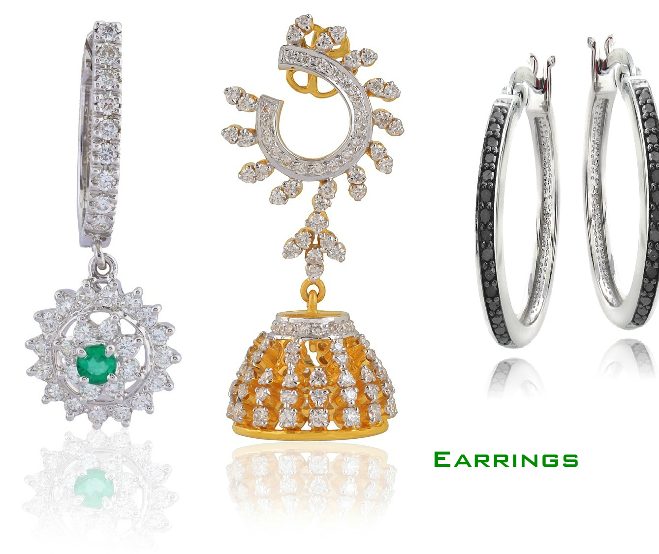 Find A Pair Of Hoop Earrings That Is Round, Short, And A Solid Metal Such  As Sterling Silver Or Gold For Those Who Like Jewelry Very Much, Choose  Designs