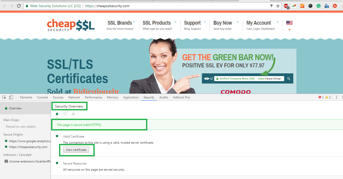 How to check ssl certificate information in different web browsers chrome ssl certificate information 1betcityfo Images