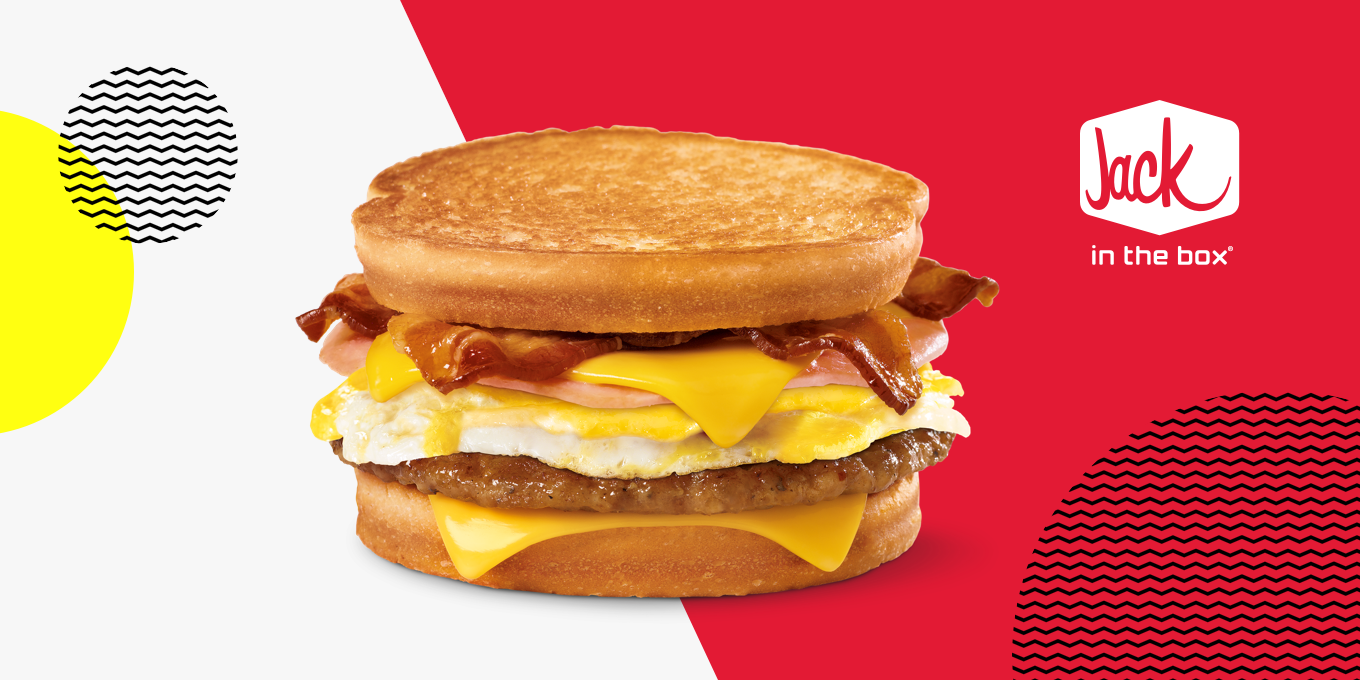Jack In The Box Free Delivery All Weekend Postmates