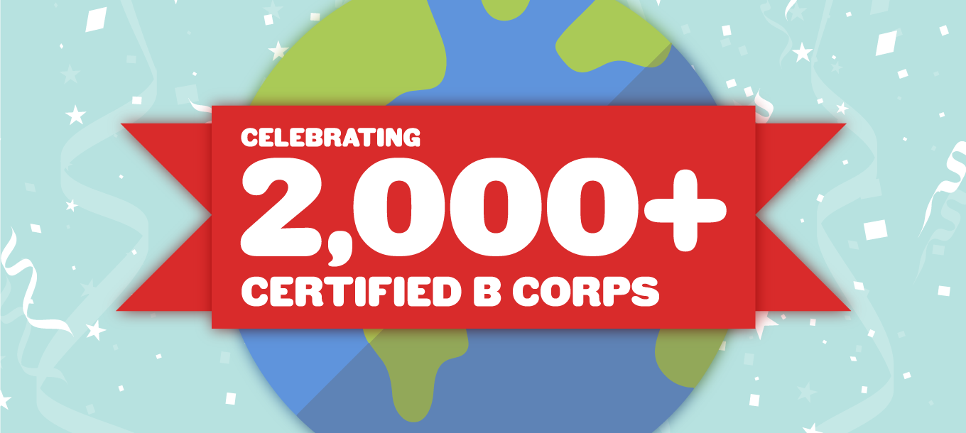 Our 2016 Year In Reviewand 2000bcorps B Lab Medium
