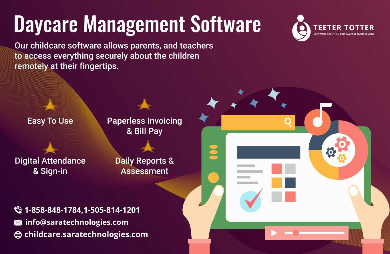 Top Rated Daycare Management Software TeeterTotter DayCare Medium - Top rated invoice software