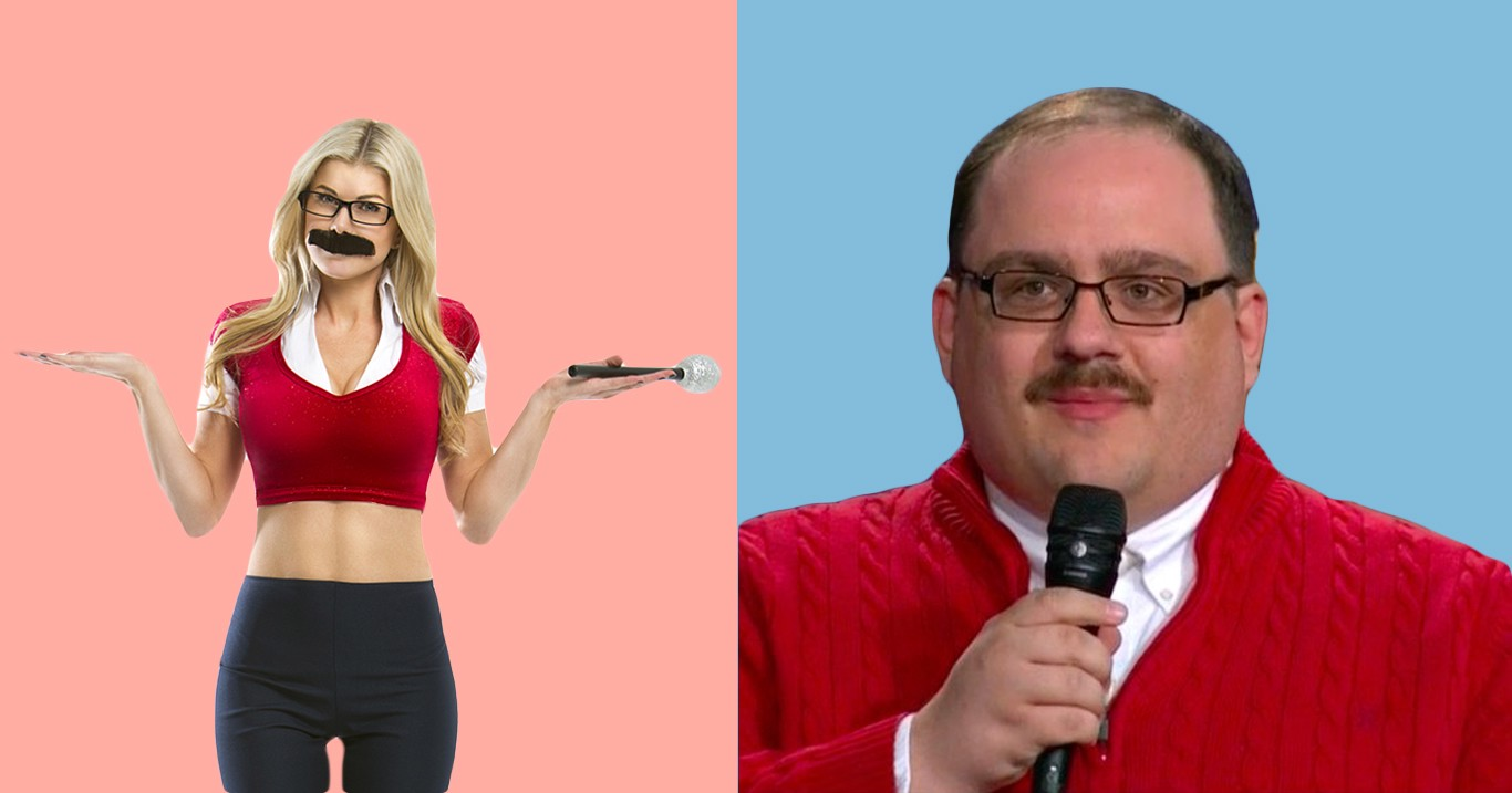 The Sexy Ken Bone Costume Is Way More Feminist Than You Think