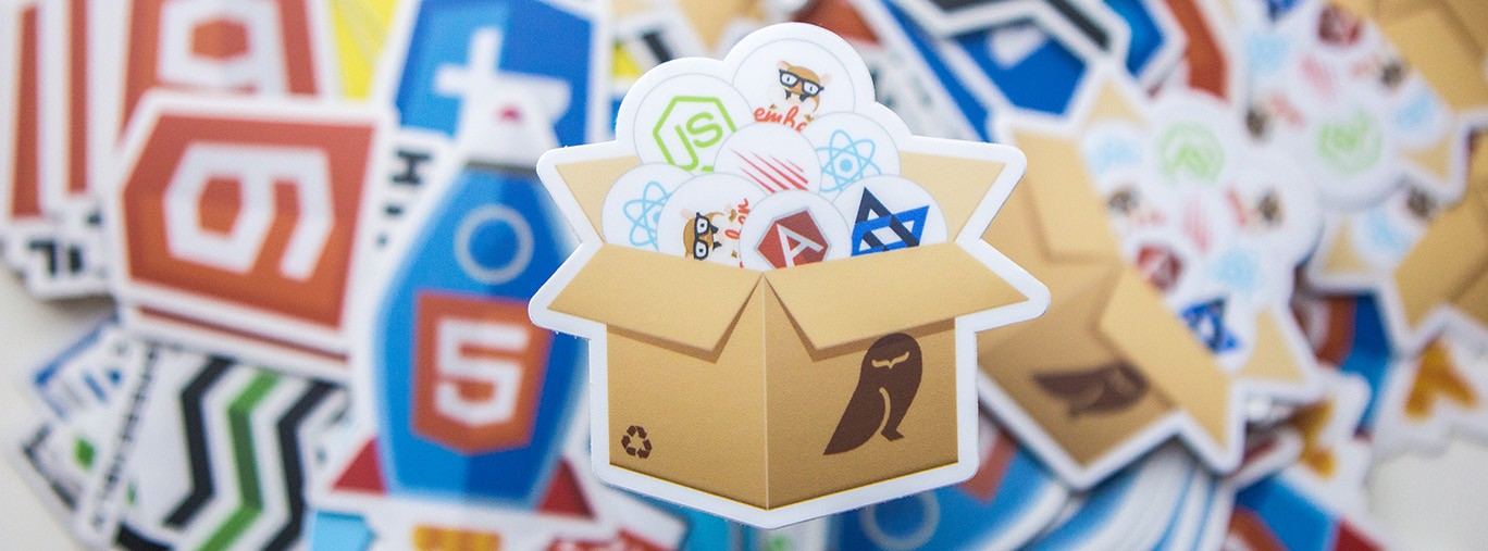 Free stickers why weve started sending goodies to the community