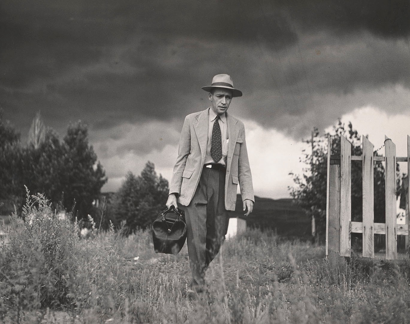 the life of an american country doctor was heroic necessary and dr earnest ceriani makes a home to patients near kremmling colorado in 1948 w eugene smith life