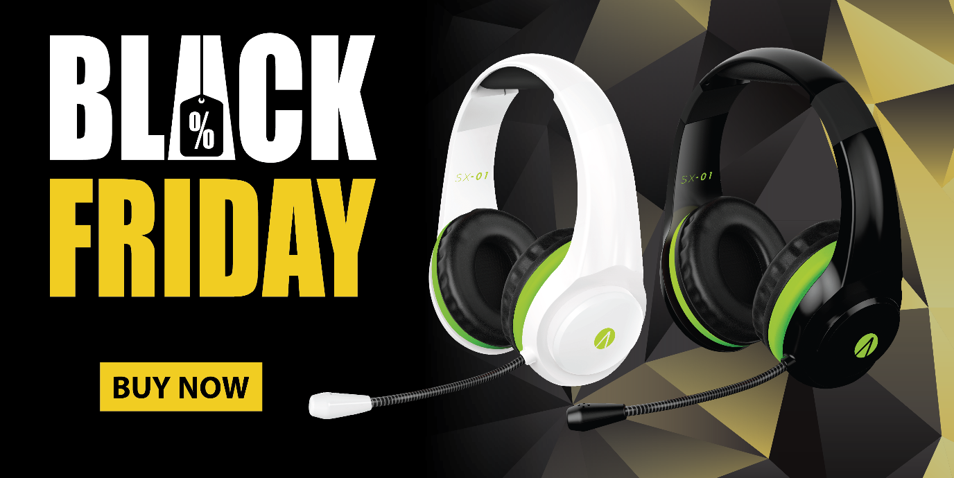 xbox one gaming headset black friday deals