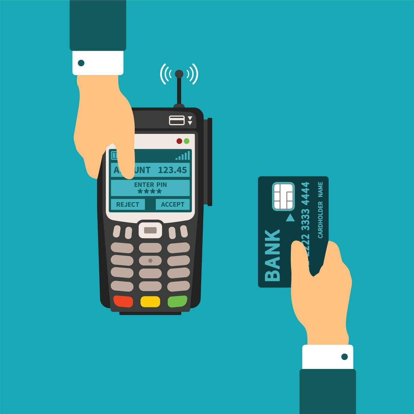 Why accepting credit cards is the way forward bank terminals for why accepting credit cards is the way forward bank terminals for small business medium colourmoves
