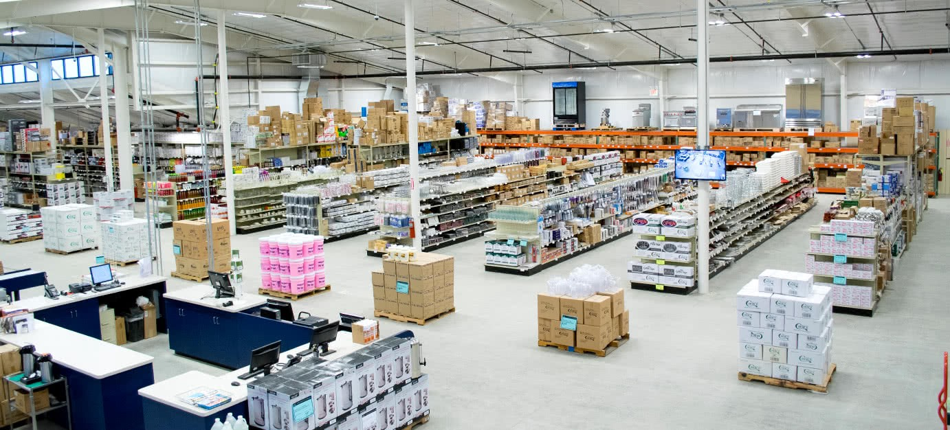 Whole Restaurant Supplies Warehouse Online