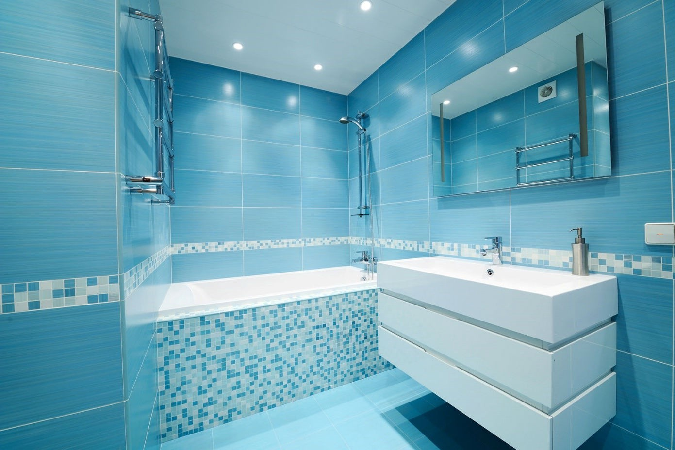 5 Ways in Which Bathroom Tiles Can Beat Other Flooring Types