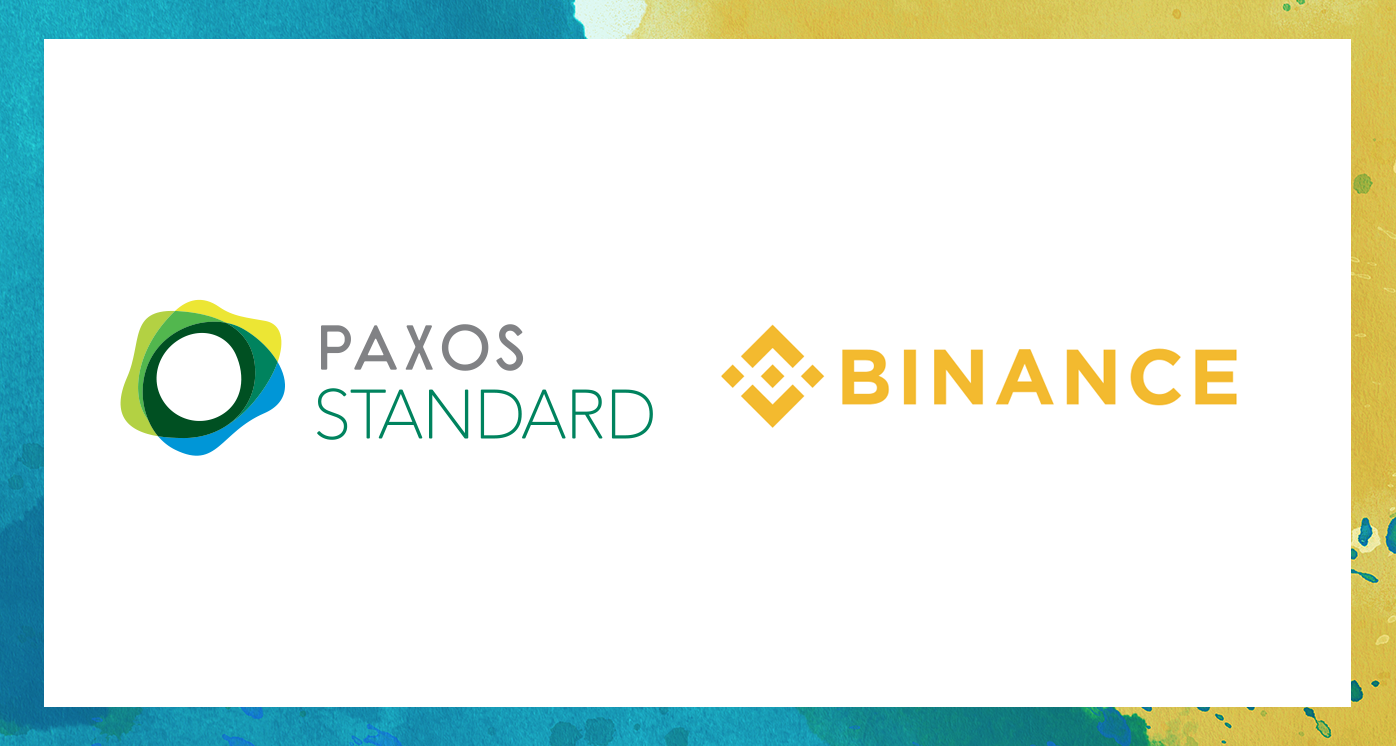 Binance Lists Paxos Standard Token Pax Paxos Medium