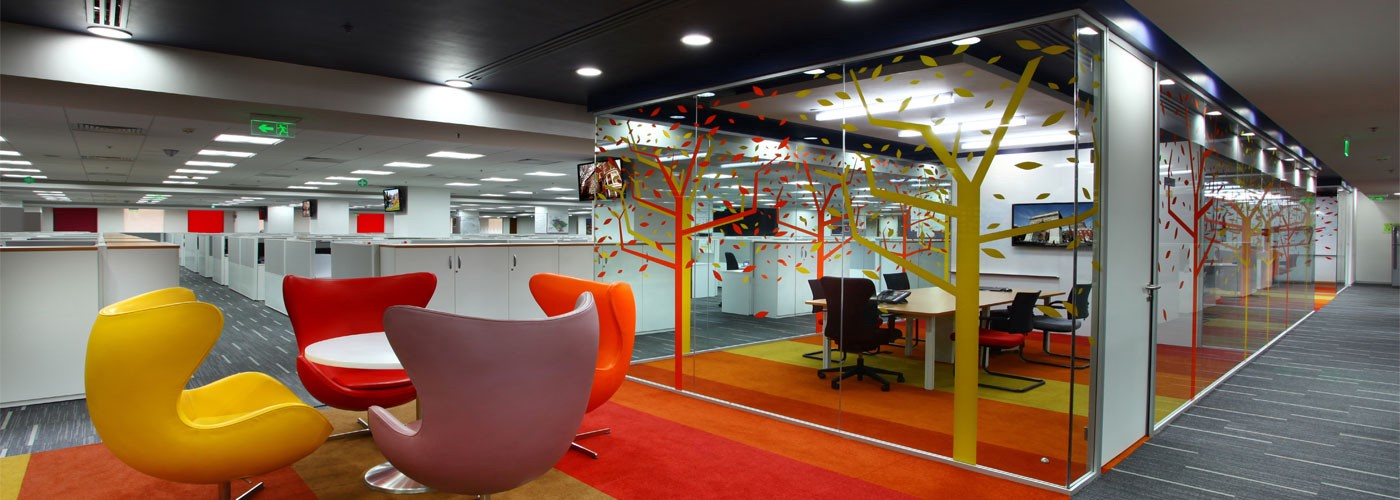 15 Great Office Spaces in India Huzzpa Stories