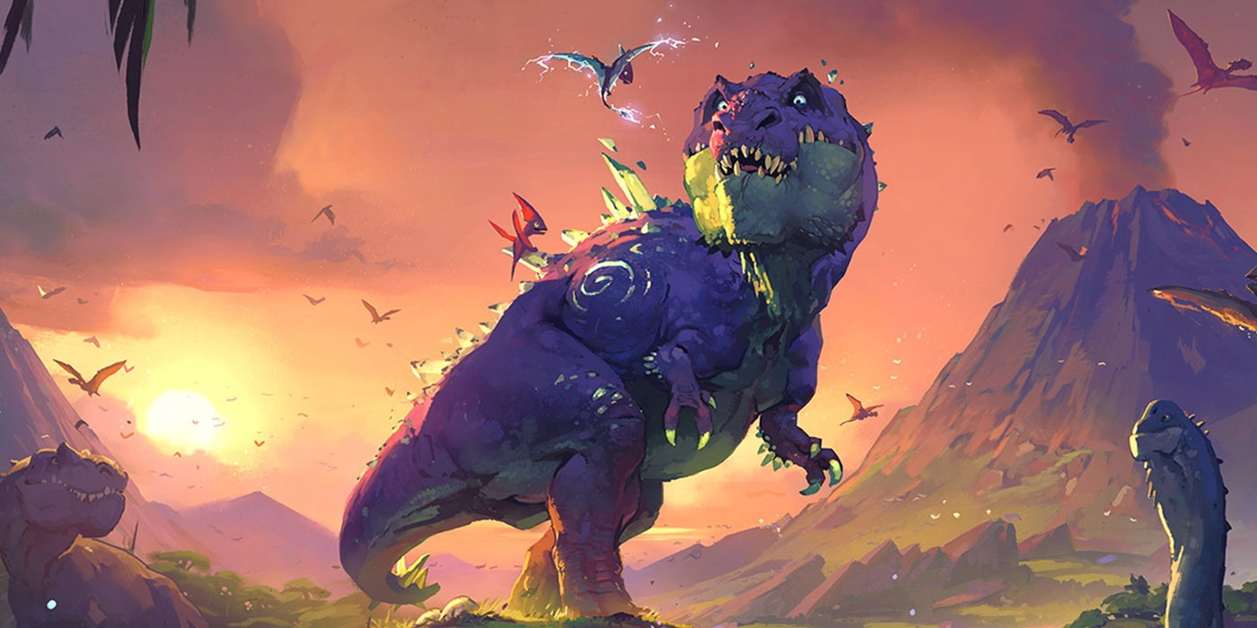Journey To Ungoro Hearthstones Expansion Introduces New Mechanics